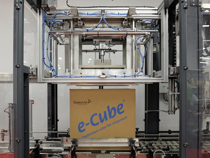 Sealed Air e-Cube